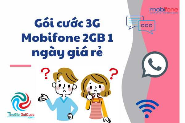 Gói cước 3g mobifone 2gb 1 ngày giá rẻ.thegioigoicuoc.com