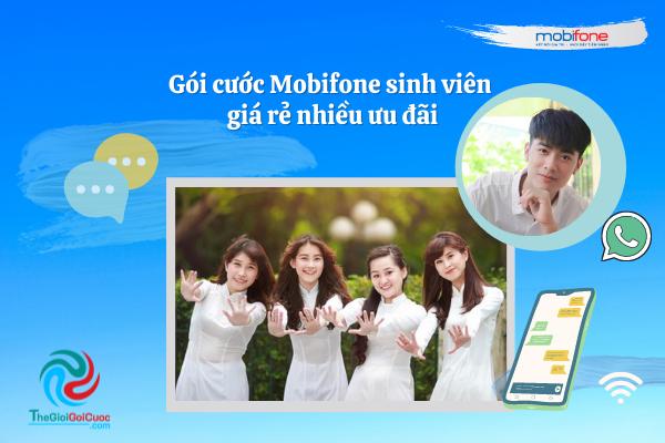 Gói cước Mobifone sinh viên giá rẻ nhiều ưu đãi.thegioigoicuoc.com